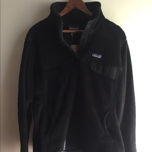 Women's Patagonia Re-tool Snap-t pullover size Xl